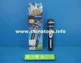 Nuevo juguete del micrófono de la venta caliente con Music&Light (791655)