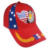 Gorra de béisbol de la manera con Niza la insignia Bbnw43 del bordado
