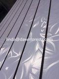 Plaque en MDF à haute performance en mélamine pour décoration
