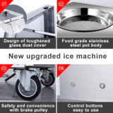 2017 Hot Sale Square Pan Fry / Fried Ice Machine