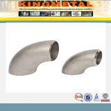 Grand diamètre Coude LR 90degré d'acier