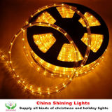 Klassisches Traditional Christmas Holiday LED Rope Light in Varis Colors Good Quality Cheap Price