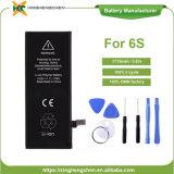 batteria del telefono di 2915mAh 3.8V per la batteria mobile più di iPhone 6