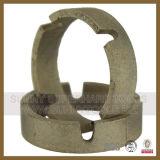 Segment de morceau de foret de faisceau de diamant de forme de Turbo pour le béton armé