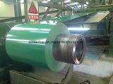 Катушка PPGI стальная с толщиной от 0.13 до 2.0mm, Good-Quality, различными типами имеющяяся