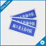Insigne/connexion tissés pour le vêtement/le tissu uniformes travail de garantie