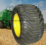 Landwirtschaftliche Maschinerie-Schwimmaufbereitung-Schlussteil-Reifen des Bauernhof-Trc-03 750/60-30.5 für Spreizer, Erntemaschine, Tanker-Sortierfächer