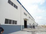Oficina clara pré-fabricada da construção de aço do frame (KXD-SSW1652)