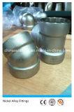 ASTM B564 Uns N06625 Inconel 625のニッケル合金の管付属品