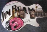 注文のギター、ジムのビームギター