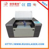 Macchina della tagliatrice del laser di Ruidi 500*300 mini/acrilico, plastica, plexiglass, legno, noce di cocco, pattini, cuoio, taglierina del tessuto