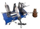 Saldatrice di plastica della macchina della saldatura per fusione di estremità di Sud160h