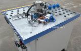 Machine de baguage de bordure manuelle avec banc de poussée