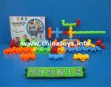 Jouet éducatif de cadeau de puzzle en plastique de synthon (999612)