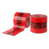 最もよい価格のPEの引き込み式の障壁テープ警告テープ