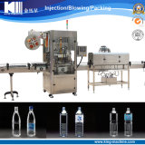 Het automatische Etiket van de Koker van pvc krimpt Machine voor Fles