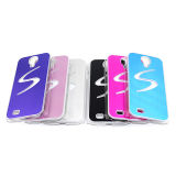 Modieus S Calling Sense LED Flash Light op Case voor Samsung S4 IV Galaxy I9500