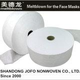 tessuto non tessuto di 33GSM Meltblown per le maschere di protezione Bfe99