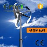 Turbina de vento vertical Home da linha central do uso 1kw com BV