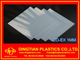 PVC CO Extrusion Foam Sheet 1mm 3A