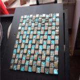Schönes Mosaik, Metal Mischglasmosaik-Fliese für Verkauf