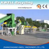 Полиэтиленовая пленка PE рециркулируя машину/пластичную рециркулируя линию моющего машинаы