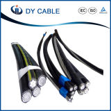0.6/1kv Servicio dúplex gota AAC-aluminio conductor (Cable ABC)