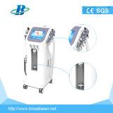 10 en 1 máquina del cuidado de piel de Dermabrasion Hydrafacial de la cáscara del jet del oxígeno