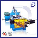 L'alluminio del motore diesel placca la macchina della pressa per balle