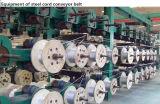 Universelles Stahlnetzkabel-Gummiförderband