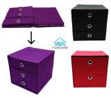 Ящик для хранения с слоями ящик для хранения/ящик для бюстгальтера и одежды/органайзер для косметики/ Коробка для прочих элементов