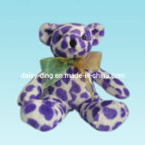Luxuoso Bear magro com Colorful Dots