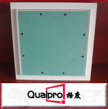 Porte en aluminium d'écoutille d'accès de prix usine pour le mur/plafonds AP7710