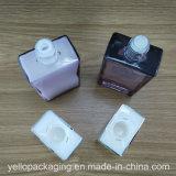Produtos vidreiros de vidro cosméticos personalizados do frasco