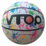 لوح أثر رسميّة حجم ووزن مطاط كرة سلّة