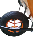 Carrinho de mão de roda carreg para Spain