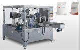 De stevige Machine van Premade van Snacks Roterende Automatische Verpakkende
