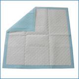 Super absorbentes desechables Underpad azul