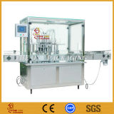 Автоматическая жидкостная машина завалки заполнителя бутылки поршеня