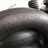 자연 고무 기관자전차 내부 관 (3.50-10)