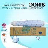 Poudre du Japon Tomoegawa de toner de copieur de remplissage de la couleur Tn612 pour Konica Minolta Bizhub C6501 C5501