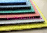 De elastische Rubber OpenluchtMatten van de Speelplaats/RubberTegel