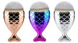 Schöne Fisch-Form-Basis-einzelner synthetischer Haar-Verfassungs-Pinsel