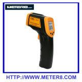 AR320 디지털 적외선 온도 넓은 온도 온도계