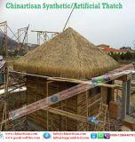Bungalow Thatched sintetico dell'acqua del cottage della capanna di Tiki della barra di Tiki delle isole dei Maldives