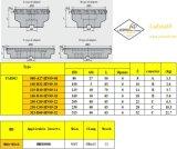 표준 맷돌로 가는 공구와 일치하는 강철 Hardmetal를 위한 Cutoutil 삽입 Fmd02-080-A27-Hn09-08