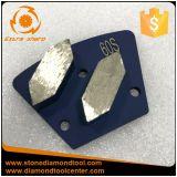 새로운 디자인은 구체적인 지면을%s 다이아몬드 가는 단화를 분단한다