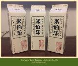 Halb automatischer Reis-Karton-füllende Verpackmaschine