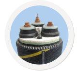 광섬유 없이 35kv/110kv/220kv Mv/Hv/Ehv 해저 케이블