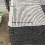 Pietra scura naturale del tetto della decorazione della casa del granito di Grey G654